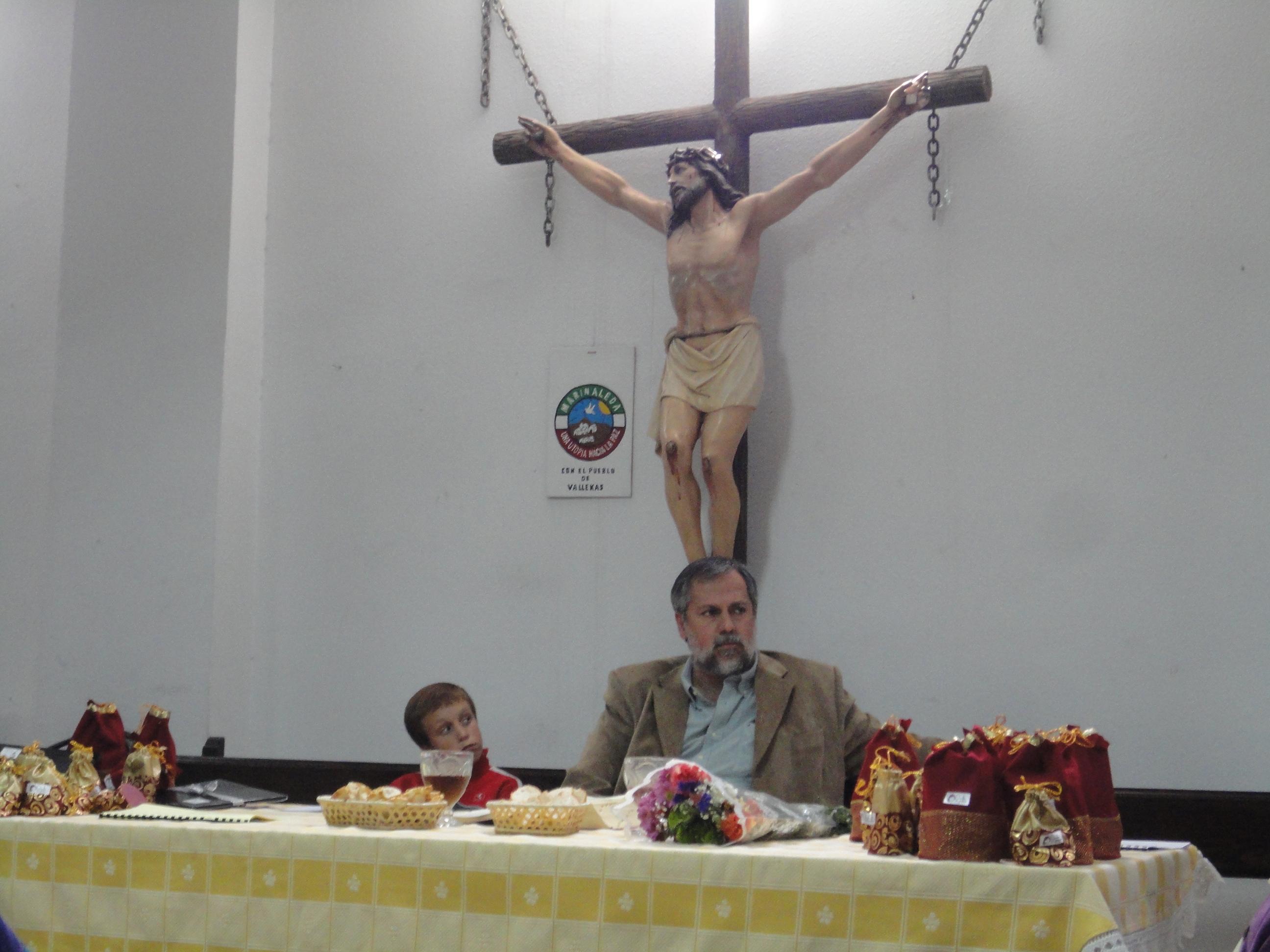 altar San Carlos Borromeo