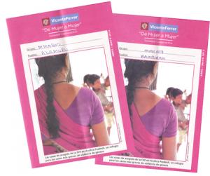 Fundación Vicente Ferrer para Dando un Paseo