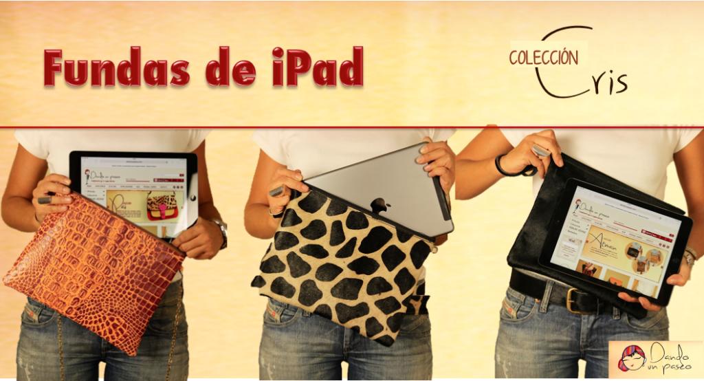 Bolsos animal print y fundas de iPad