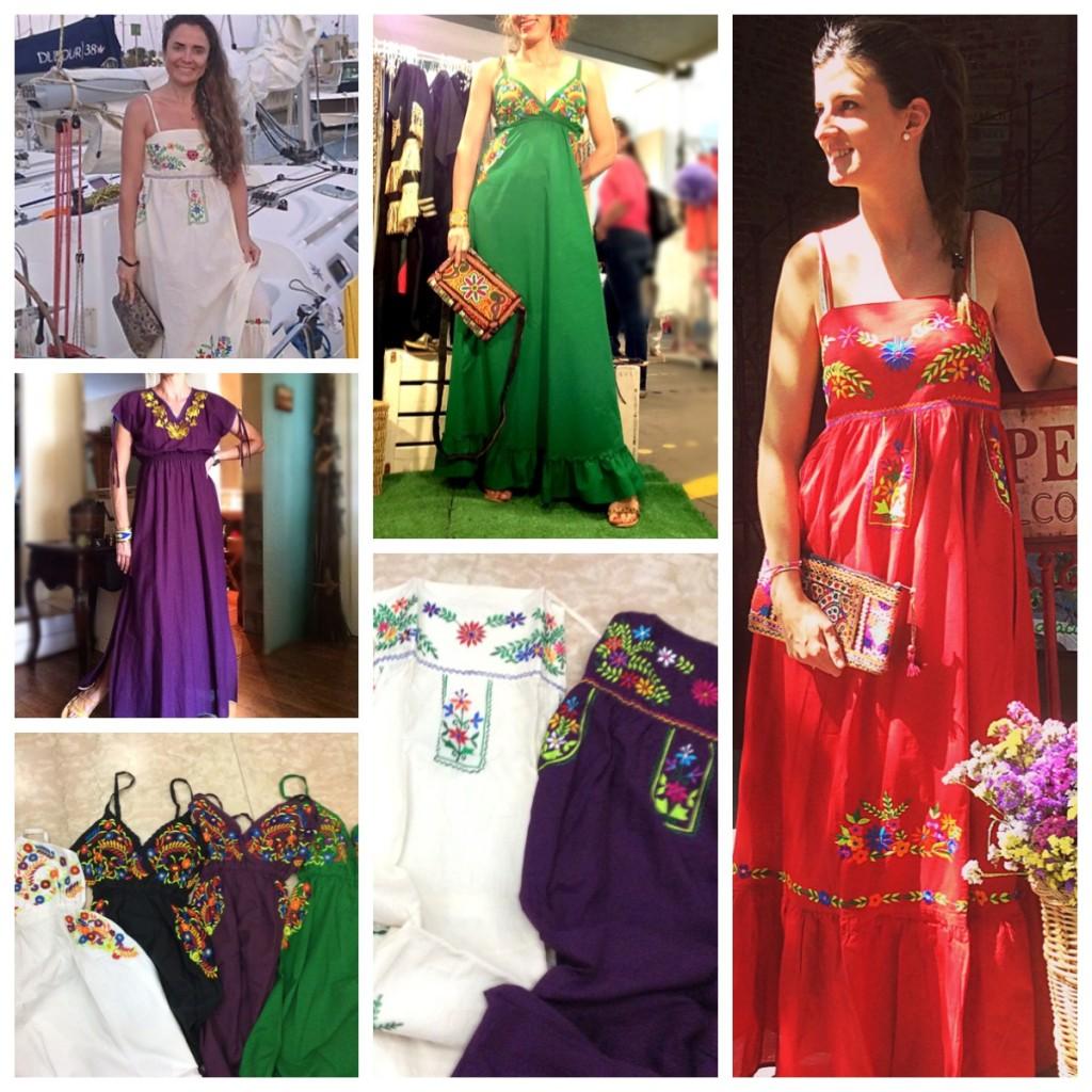 Complementos De Moda Y Vestidos Ibicencos Dando Un Paseo - Vestidos-ibicenco