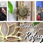 Confieso: soy egoista (Mandalas por los Refugiados sirios)