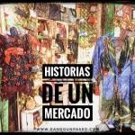 En un mercadillo de moda en Madrid